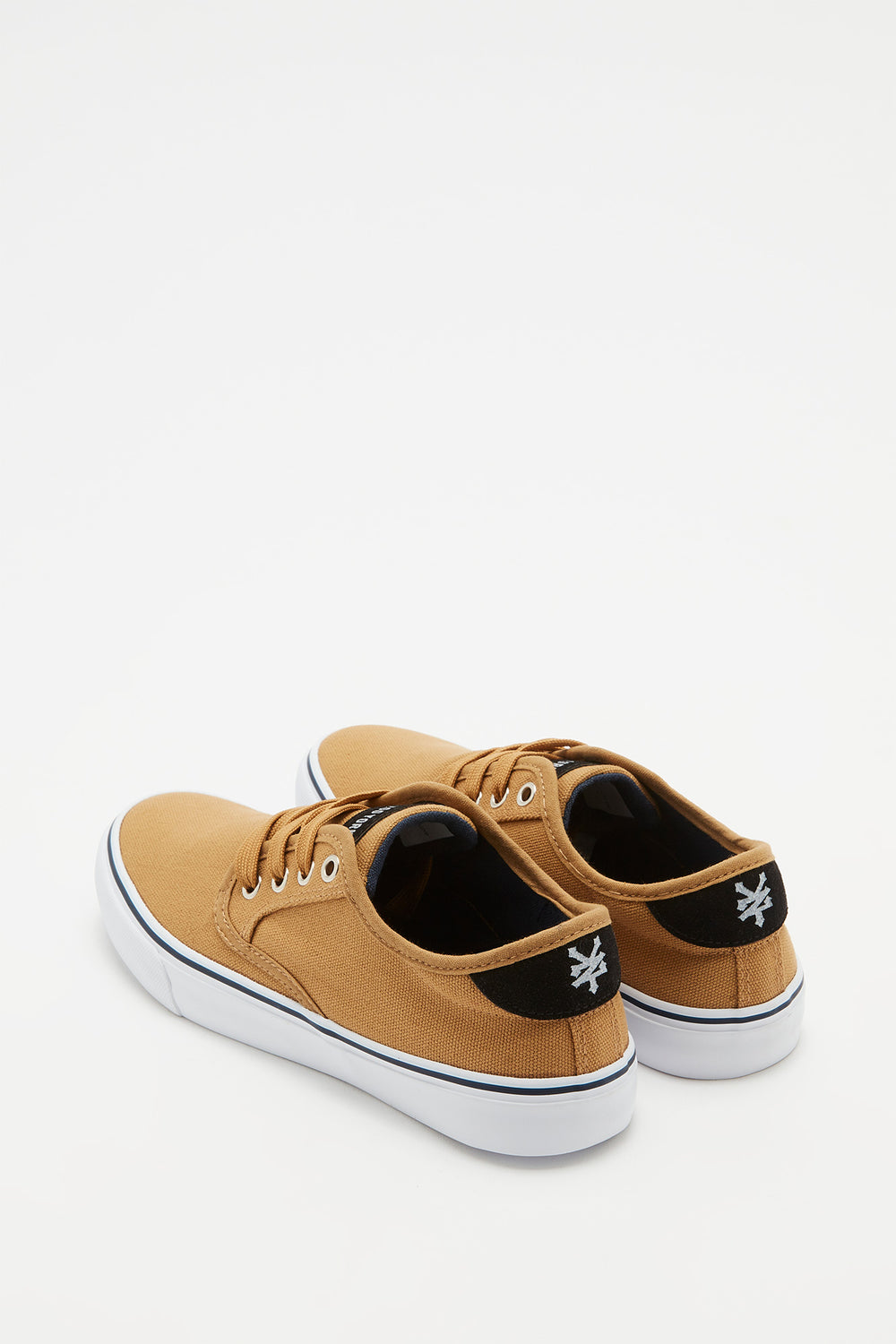 Zoo York Boys Canvas Skate Shoes Tan