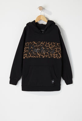 Young & Reckless Boys Leopard Hoodie