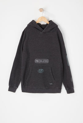 Young & Reckless Youth Vintage World Tour Hoodie