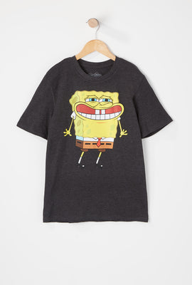T-Shirt SpongeBob SquarePants Junior
