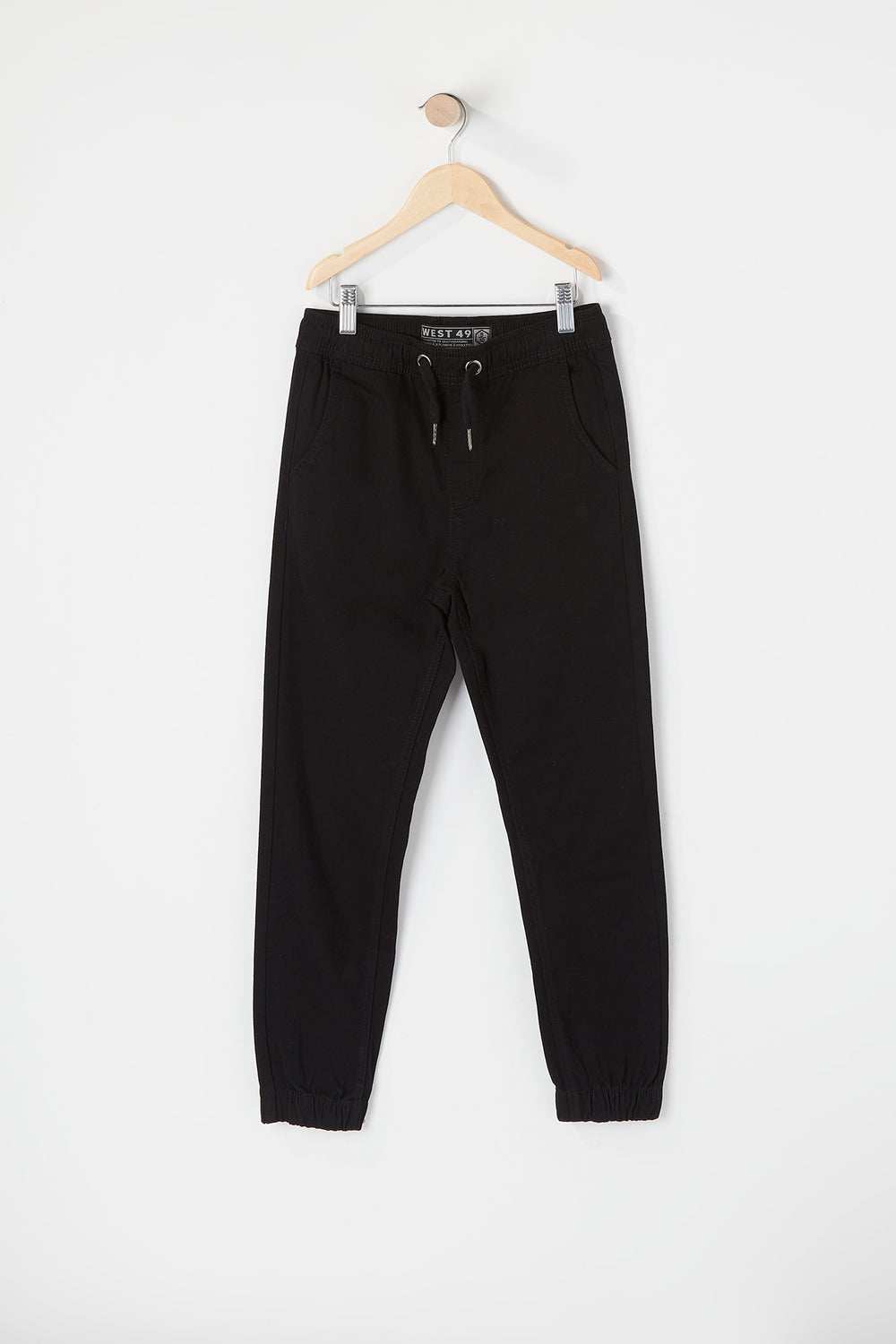 Jogger Uni Zoo York Junior Noir