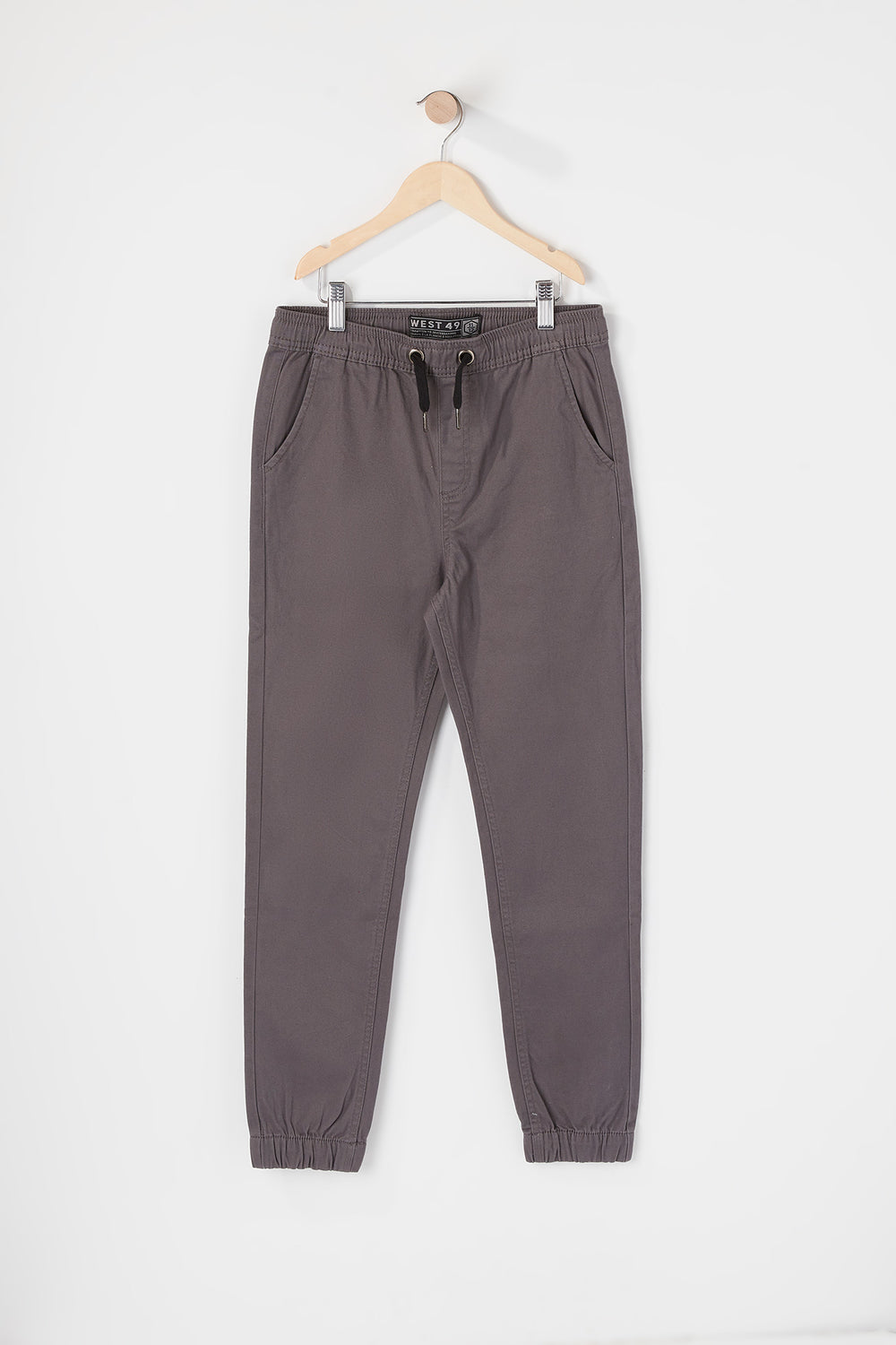 Jogger Uni Zoo York Junior Gris