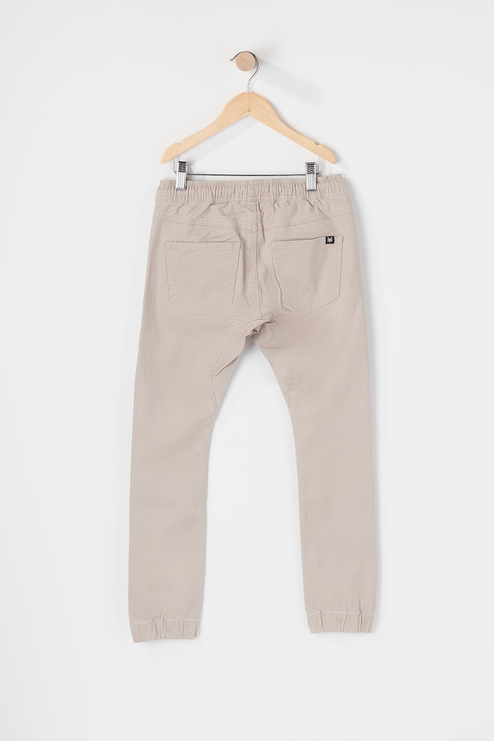 Jogger 5 Poches Zoo York Junior Ivoire