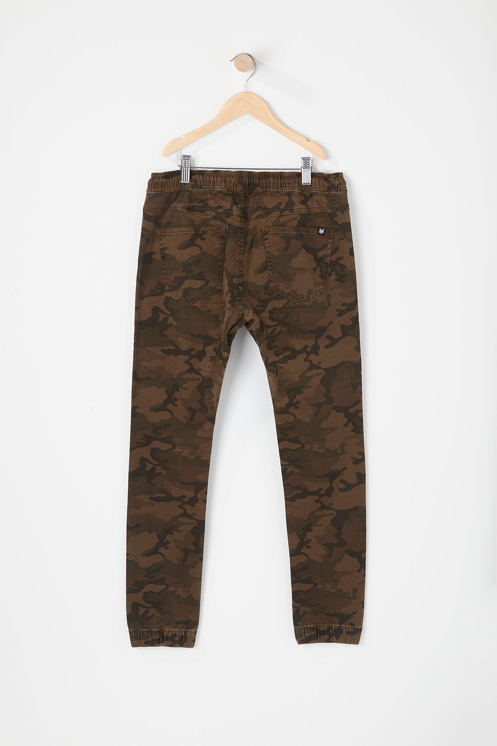 Jogger 5 Poches Camouflage Zoo York Junior Camoufle