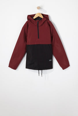 West49 Boys Colour Block Anorak Jacket