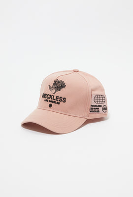 Casquette Logo Caoutchouc Young & Reckless Junior