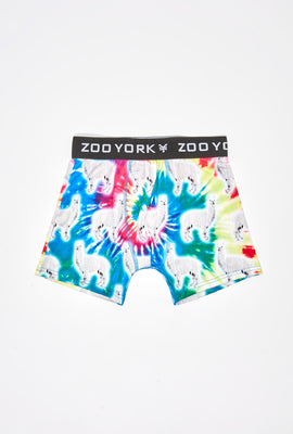Zoo York Boys Llama Boxer Brief
