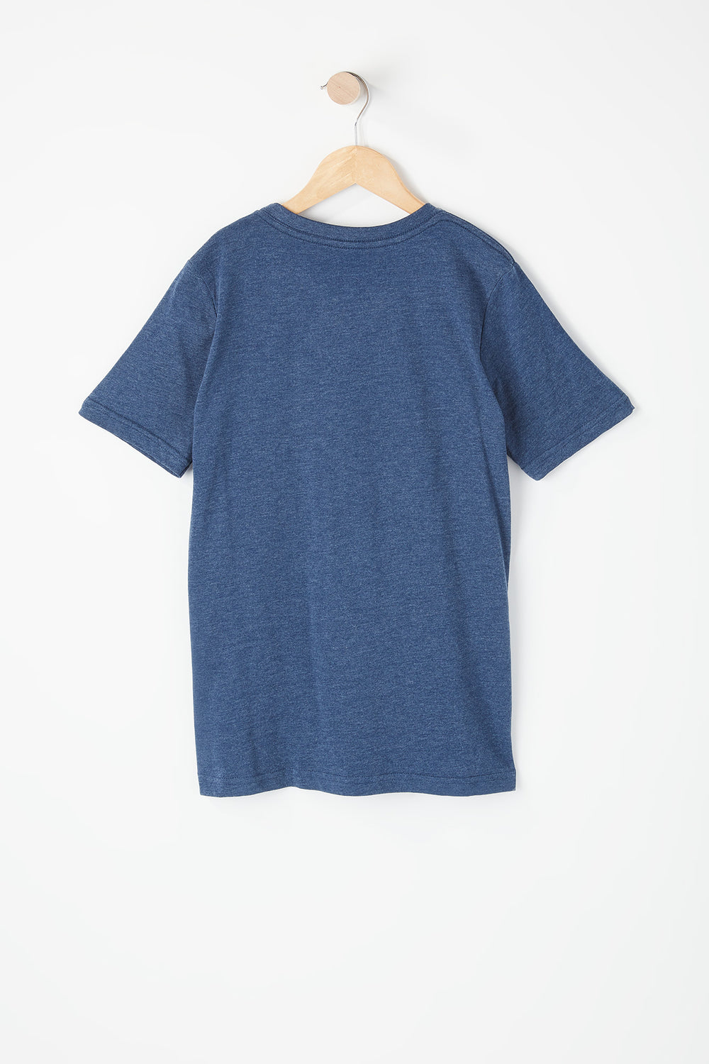 T-Shirt Junior West49 Head in the Clouds Bleu denim