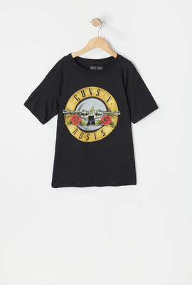 T-Shirt Guns N Roses Junior