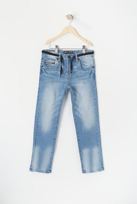Zoo York Youth Slim Light Blue Jeans
