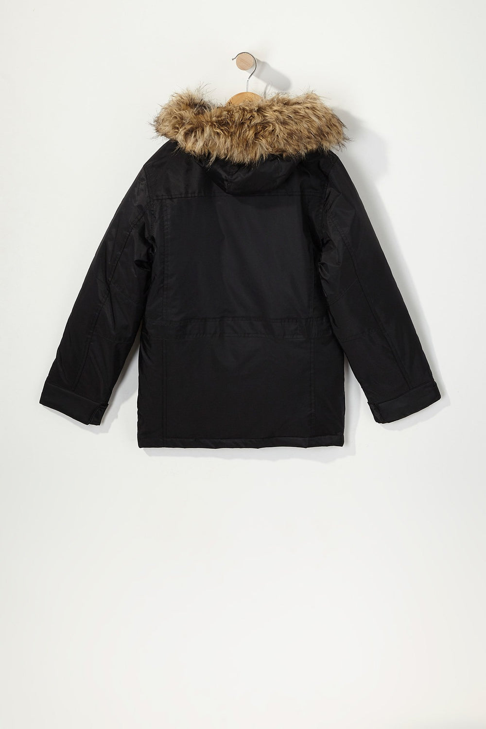 Storm Mountain Boys Arctic Series Utility Parka Black