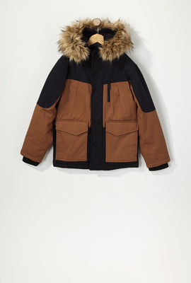 Storm Mountain Boys Artic Series Classic Parka Jacket