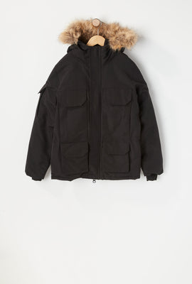 Parka 4 Poches West49 Junior