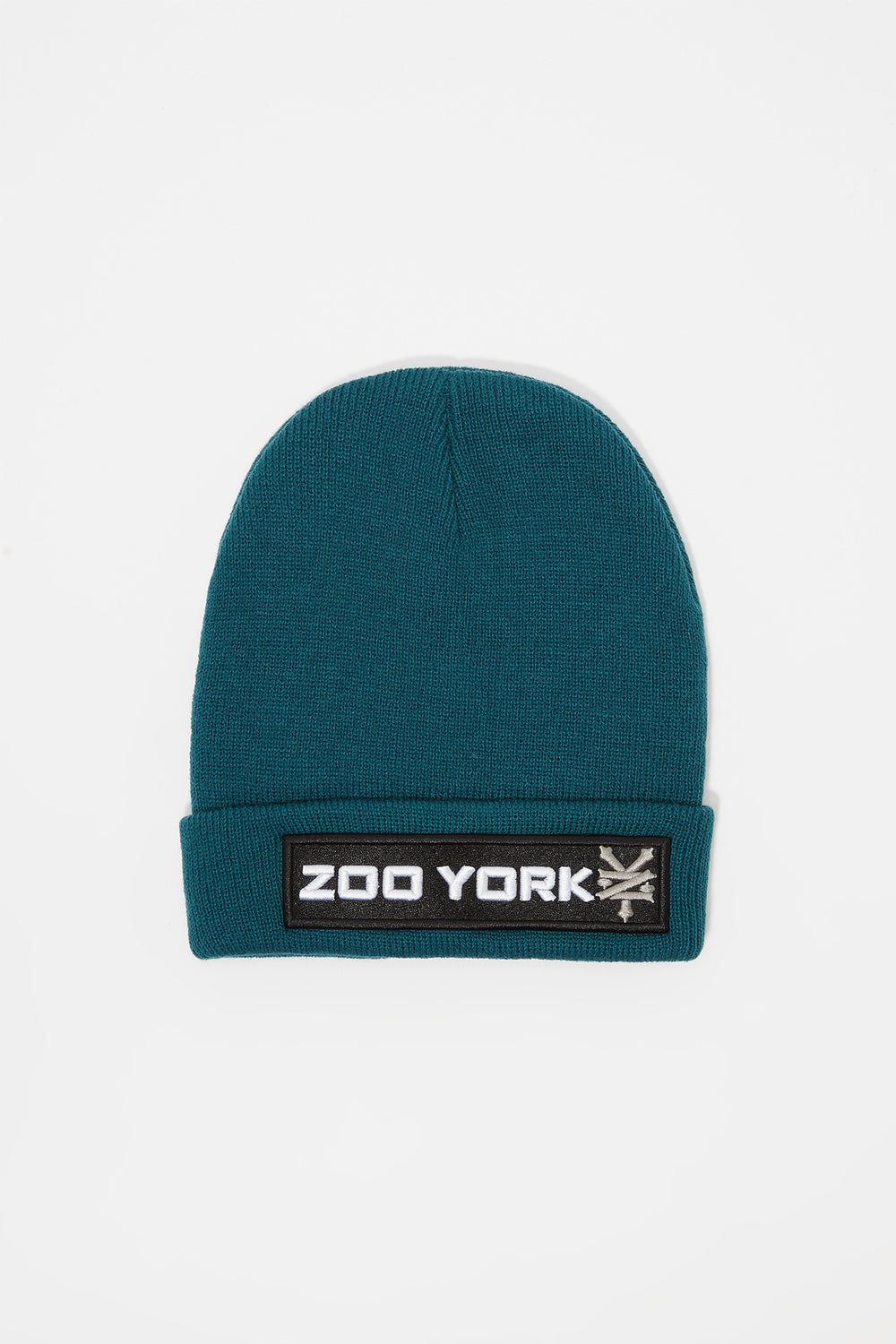 Tuque Logo Patch Zoo York Junior Sarcelle