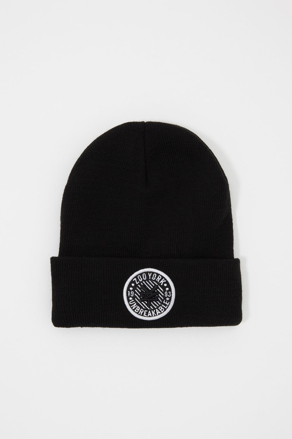 Zoo York Unbreakable Boys Beanie Black