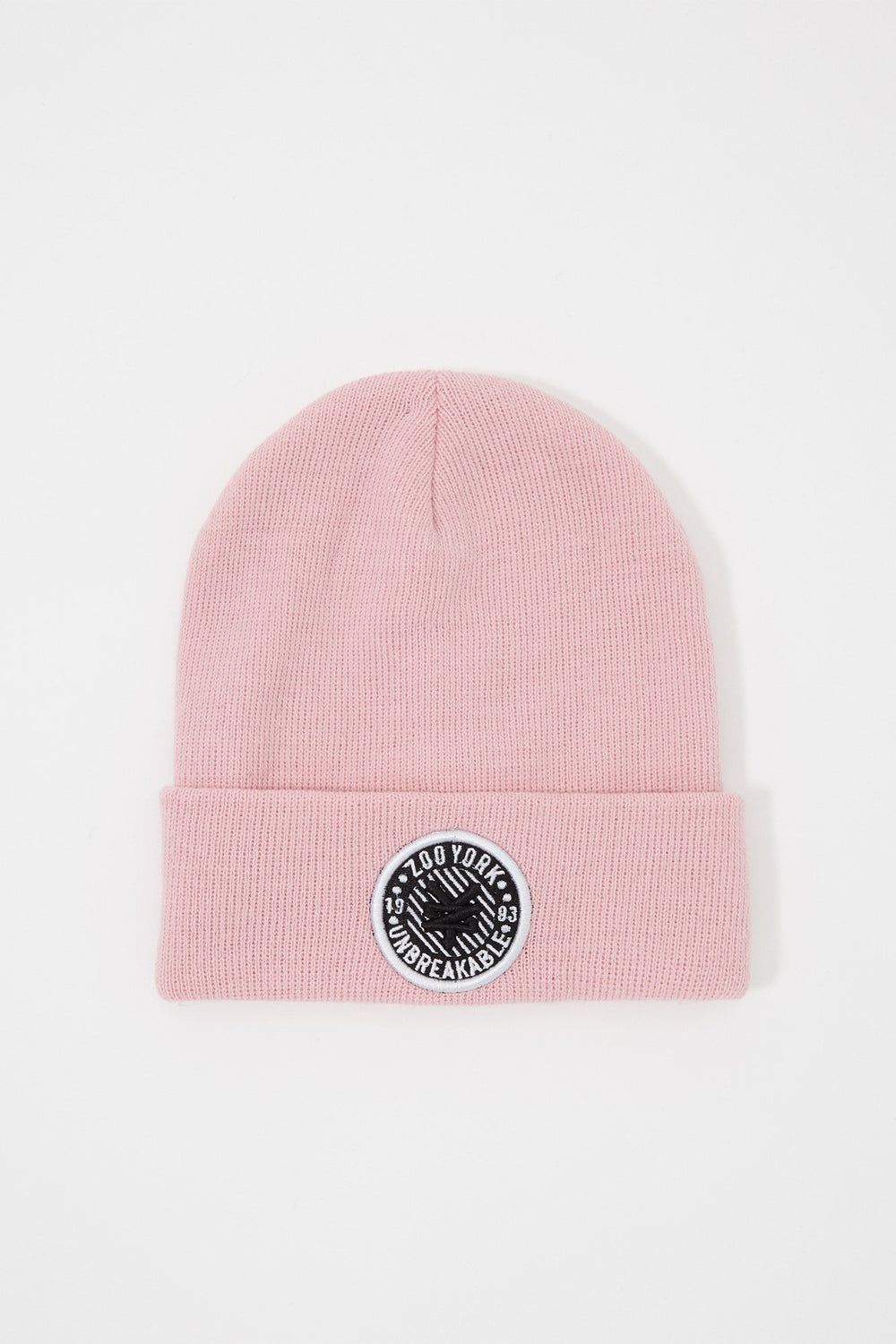Zoo York Unbreakable Boys Beanie Pink