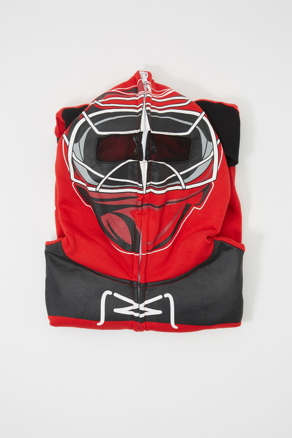 West49 Boys Team Canada Goalie Peeper Red