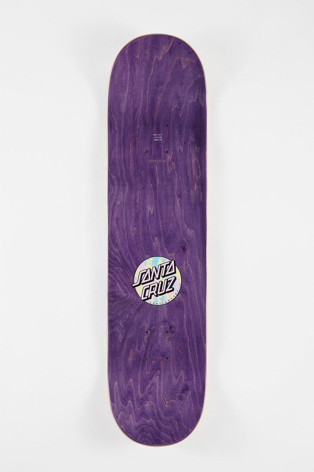 Planche de Skate Santa Cruz Screaming Hand Camoufle