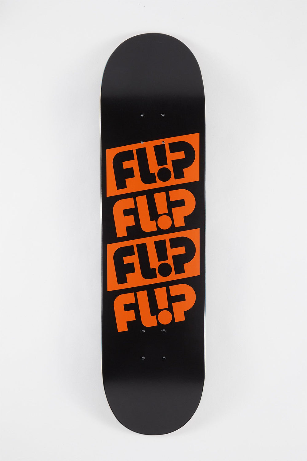 FLIP Team Odyssey Quattro Skateboard Deck Black