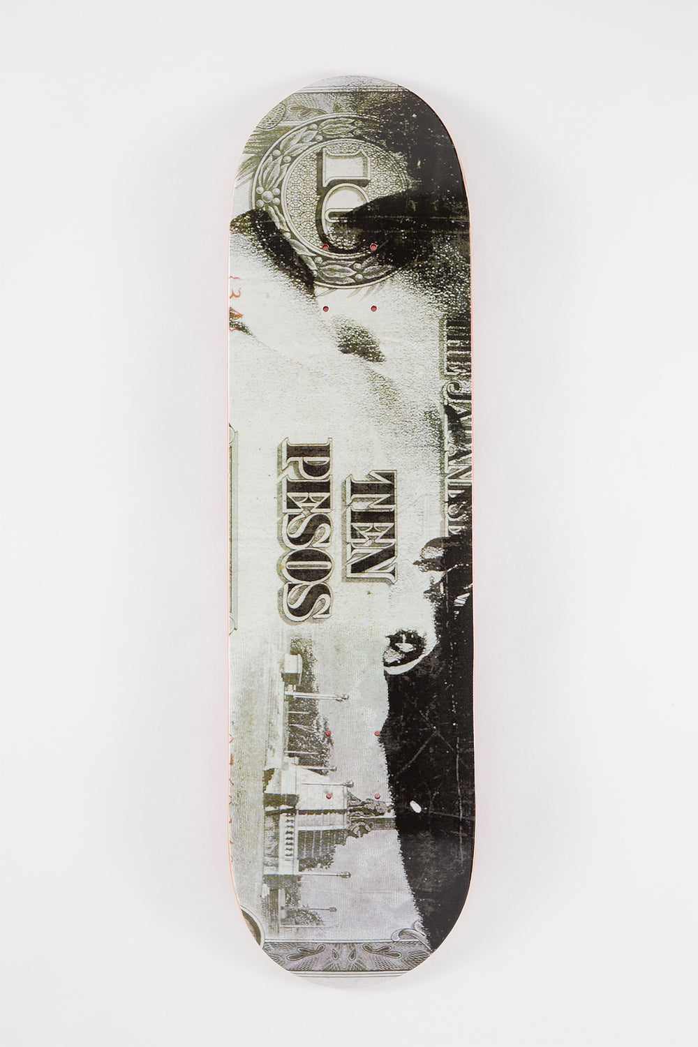 Skate Mental Kleppan Dads Money Skateboard Deck 8.5