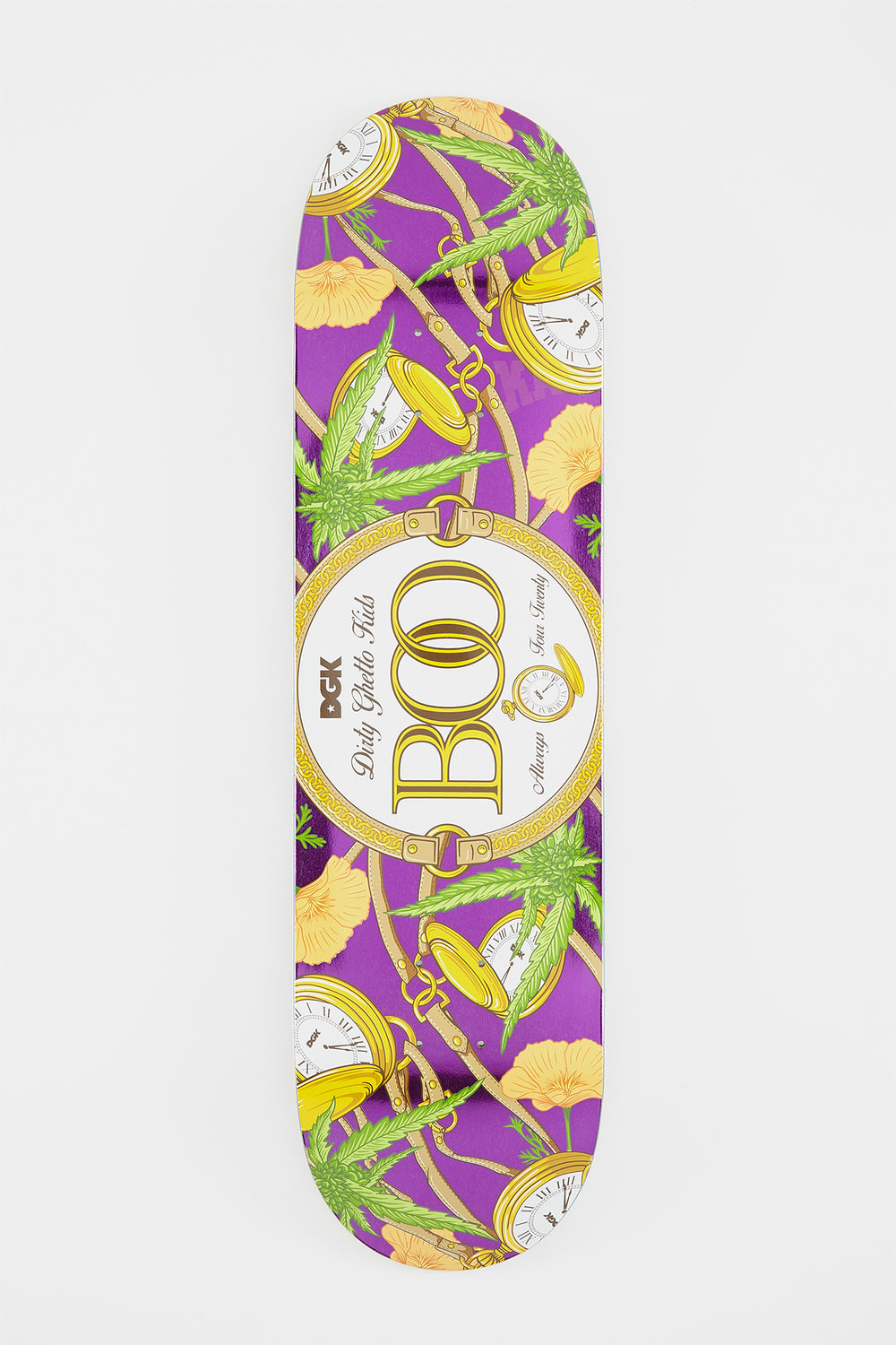 DGK Luxury Series Dane Vaughn Skateboard Deck Assorted