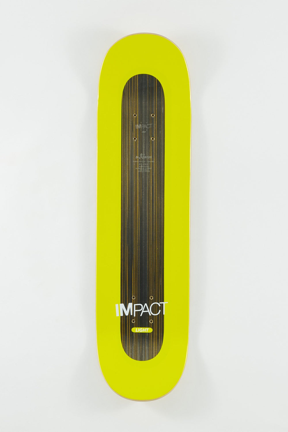 Enjoi Impact Light Caswell Berry Pro Skateboard Deck 8.5