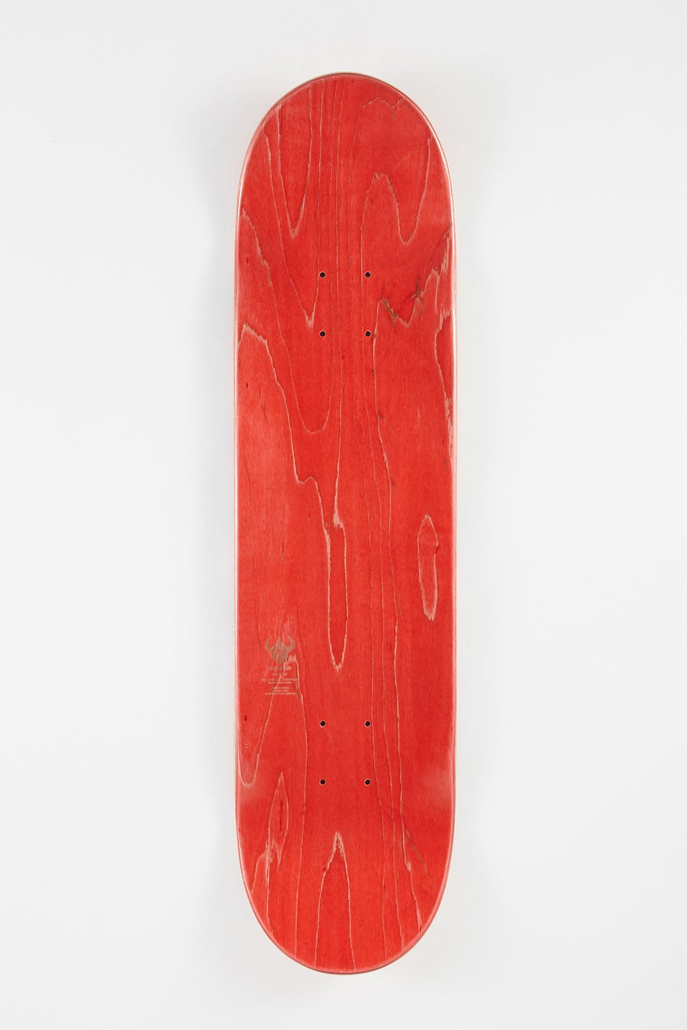 Darkstar Grand 8.0 Skateboard Deck Orange