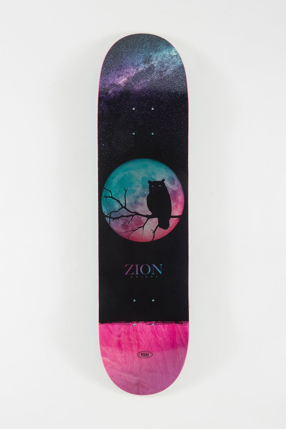 Real Zion Wright Lunar Pro Deck 8.06