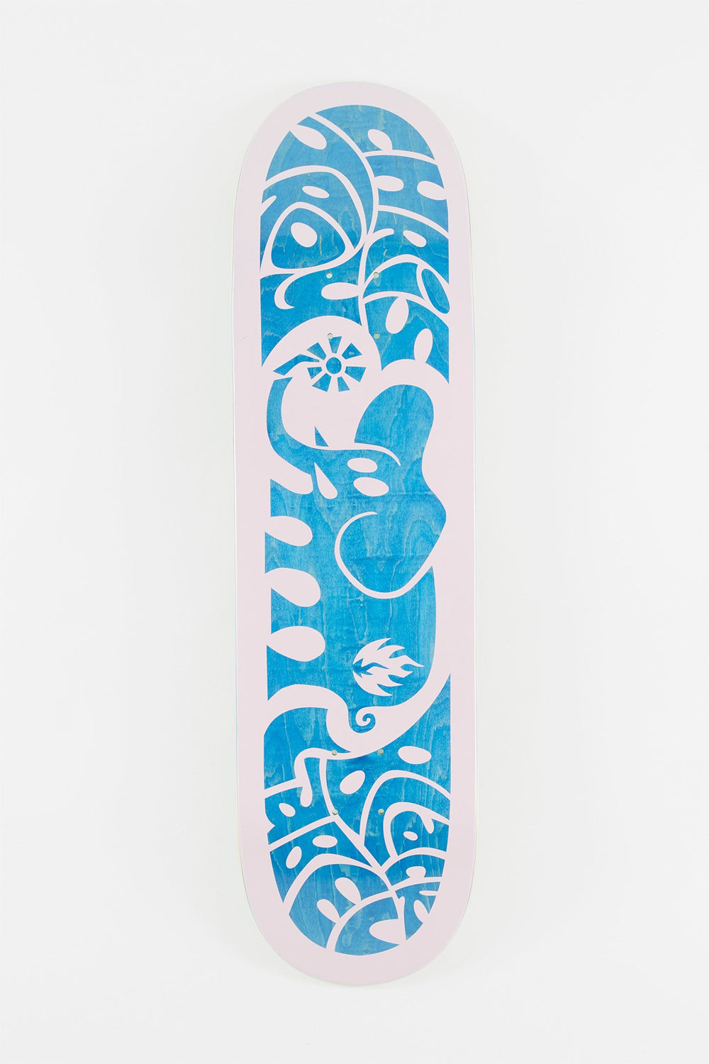 Black Label Chris Troy Skateboard Deck 8.5