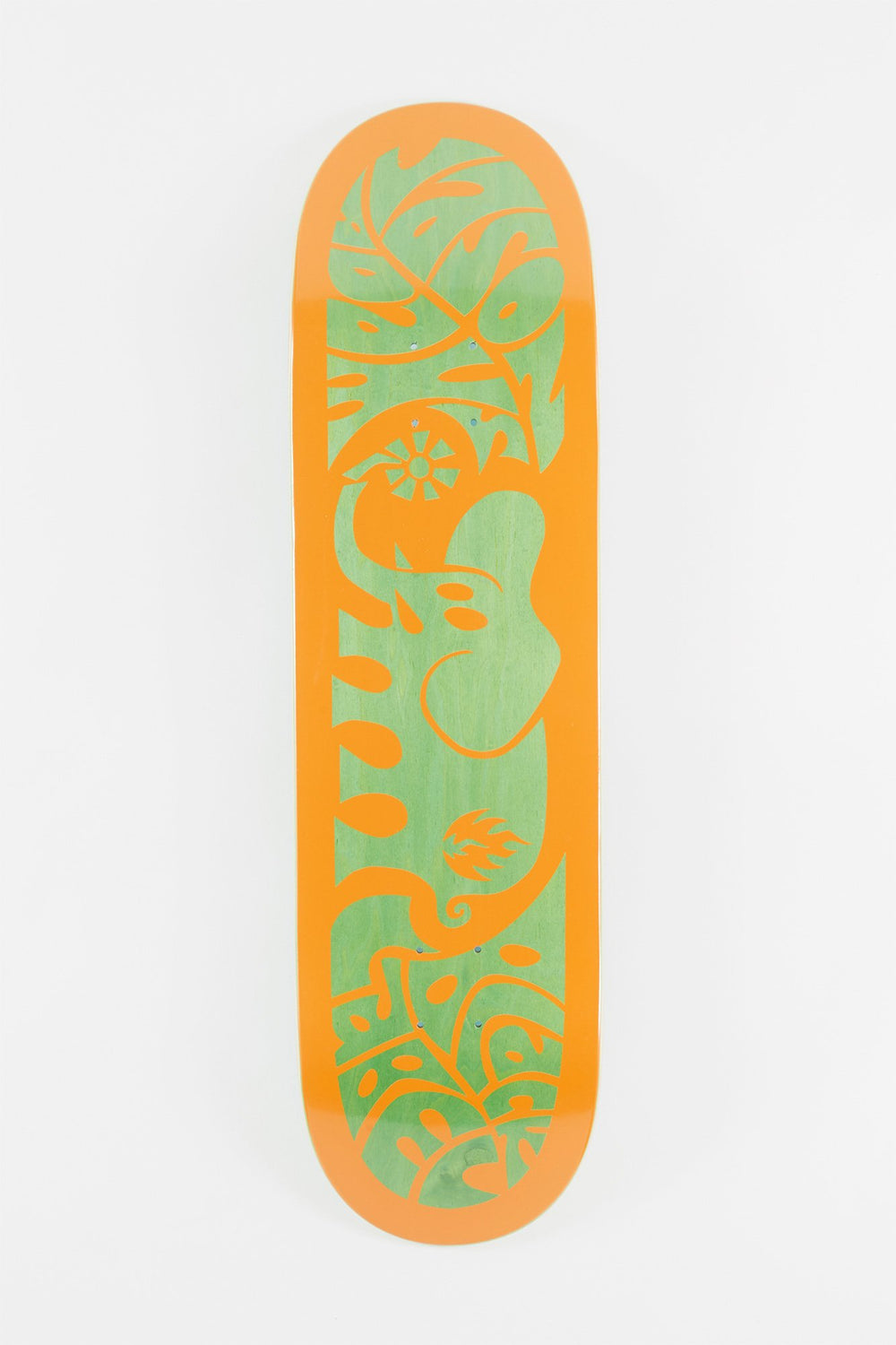 Black Label Jason Adams Skateboard Deck 8.68