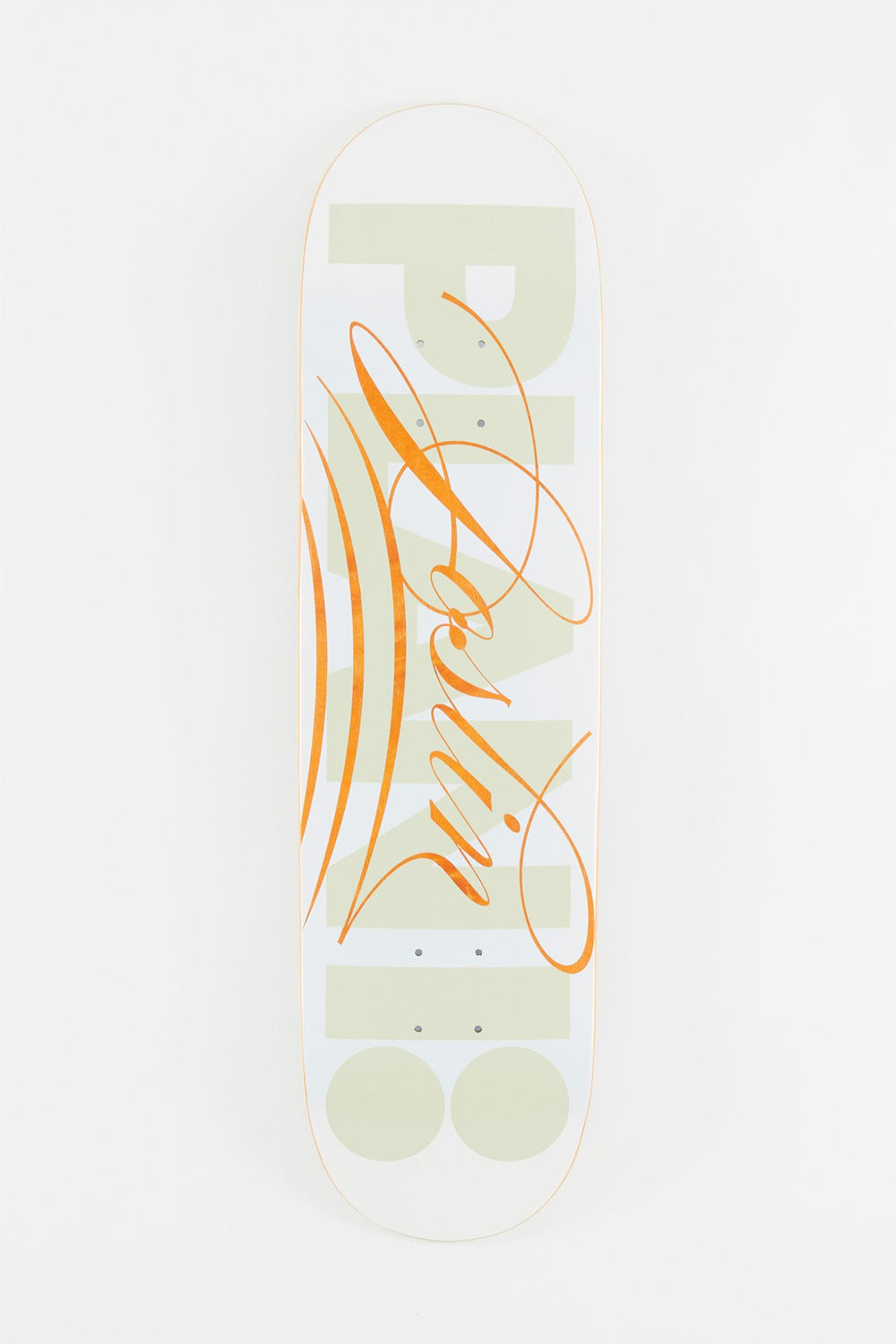 Plan B Joslin Signature 2 Skateboard Deck 8.25