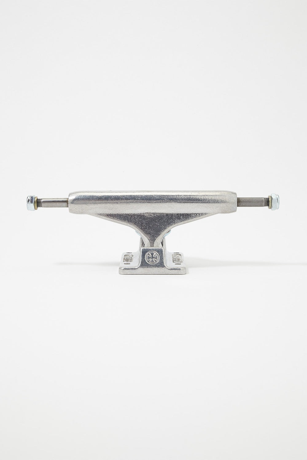 Independent Stage XI 139mm Polished Skateboard Trucks Silver