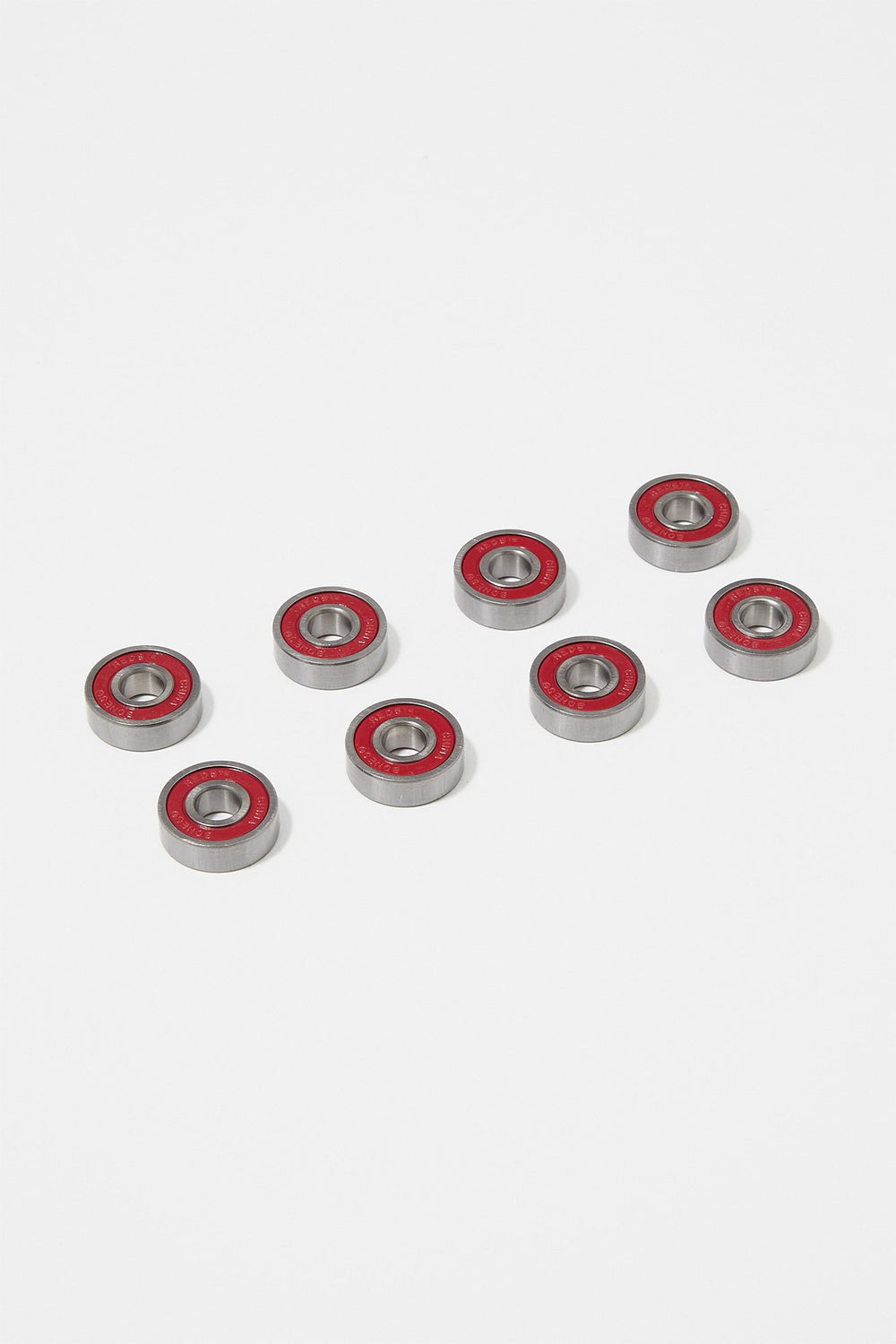Bones Reds Skateboard Bearings (8-pack) Black