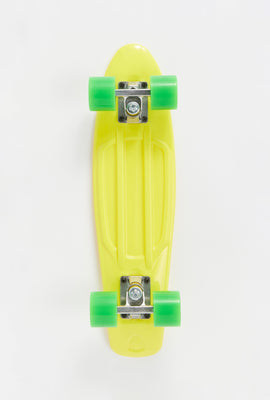 Neon Yellow Solid Cruiser 22