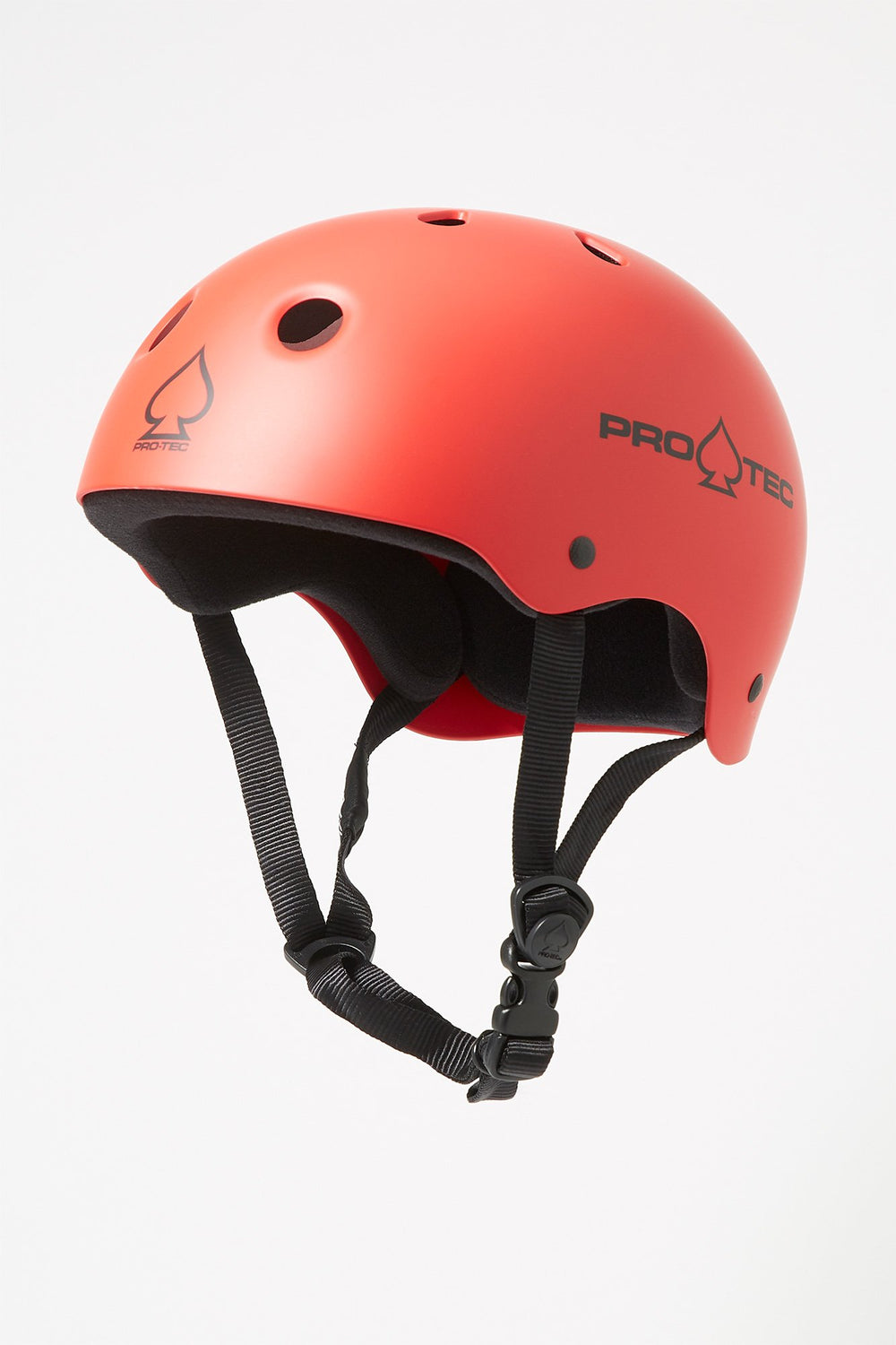 Red Pro-Tec Helmet Red
