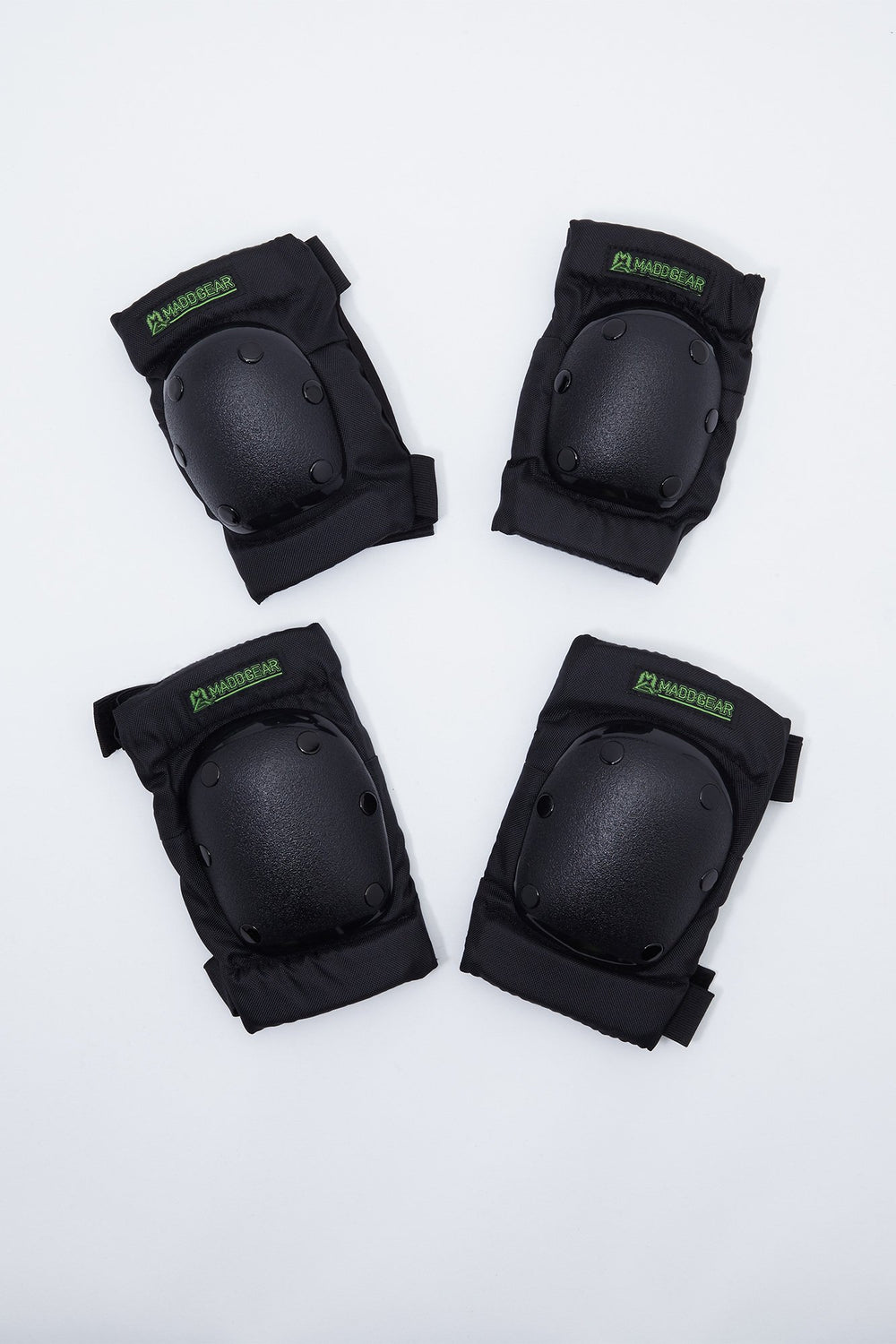 Madd Gear Kids Knee And Elbow Protectors Black