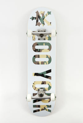 Skateboard Zoo York Camouflage 7.3