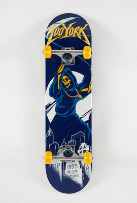 Zoo York Reaper Skateboard 8