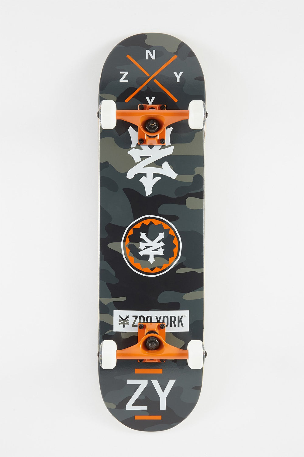 Skateboard Zoo York Camouflage 8.25