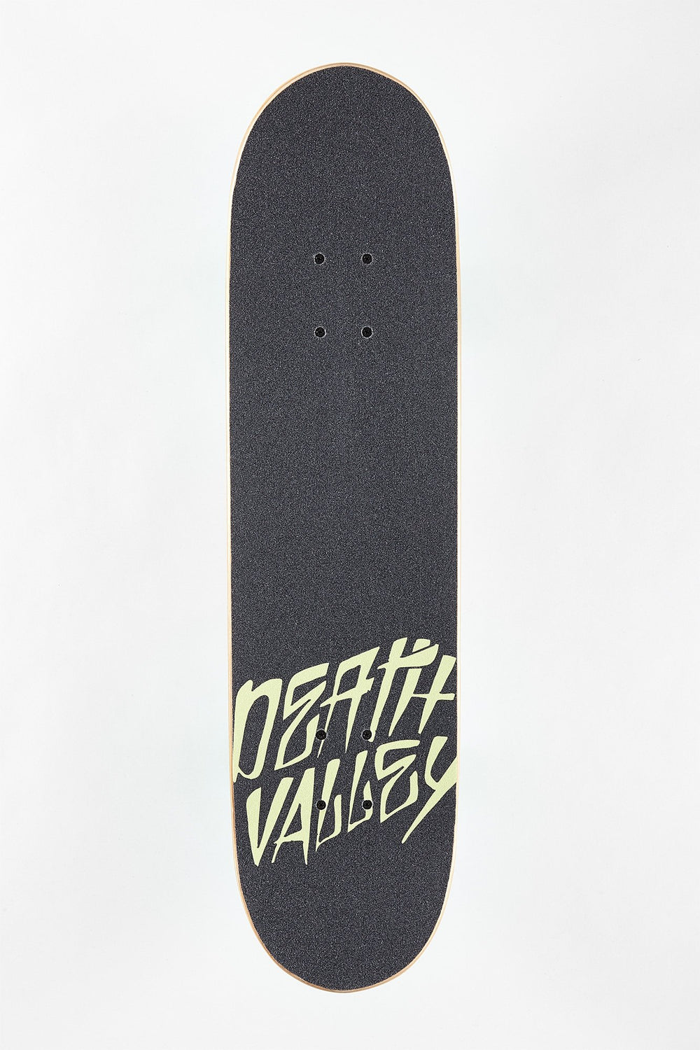 Death Valley Circle Skull Skateboard - 8