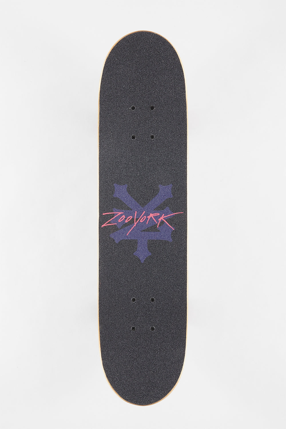 Zoo York NYC Skeleton Skateboard 7.75