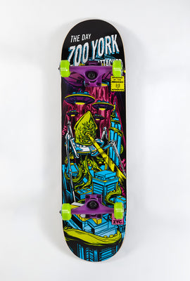 Skateboard Invasion Extraterrestre Zoo York 8.25