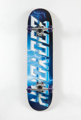 Zoo York Electric Logo Skateboard 7.75