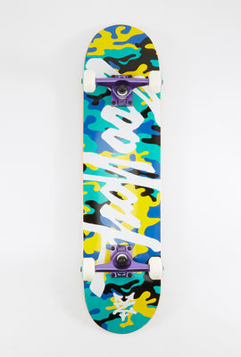 Skateboard Zoo York Camouflage 7.75