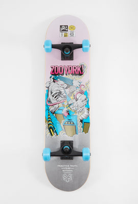 Skateboard Zoo York Rampage 7.75