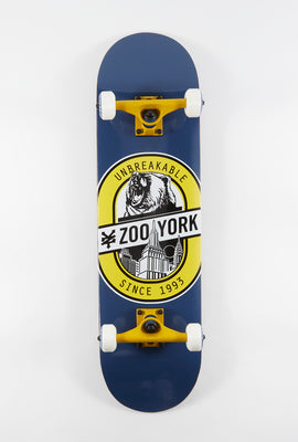 Skateboard Unbreakable Zoo York 8.25