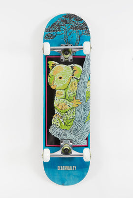 Death Valley Koala Skateboard 8.25