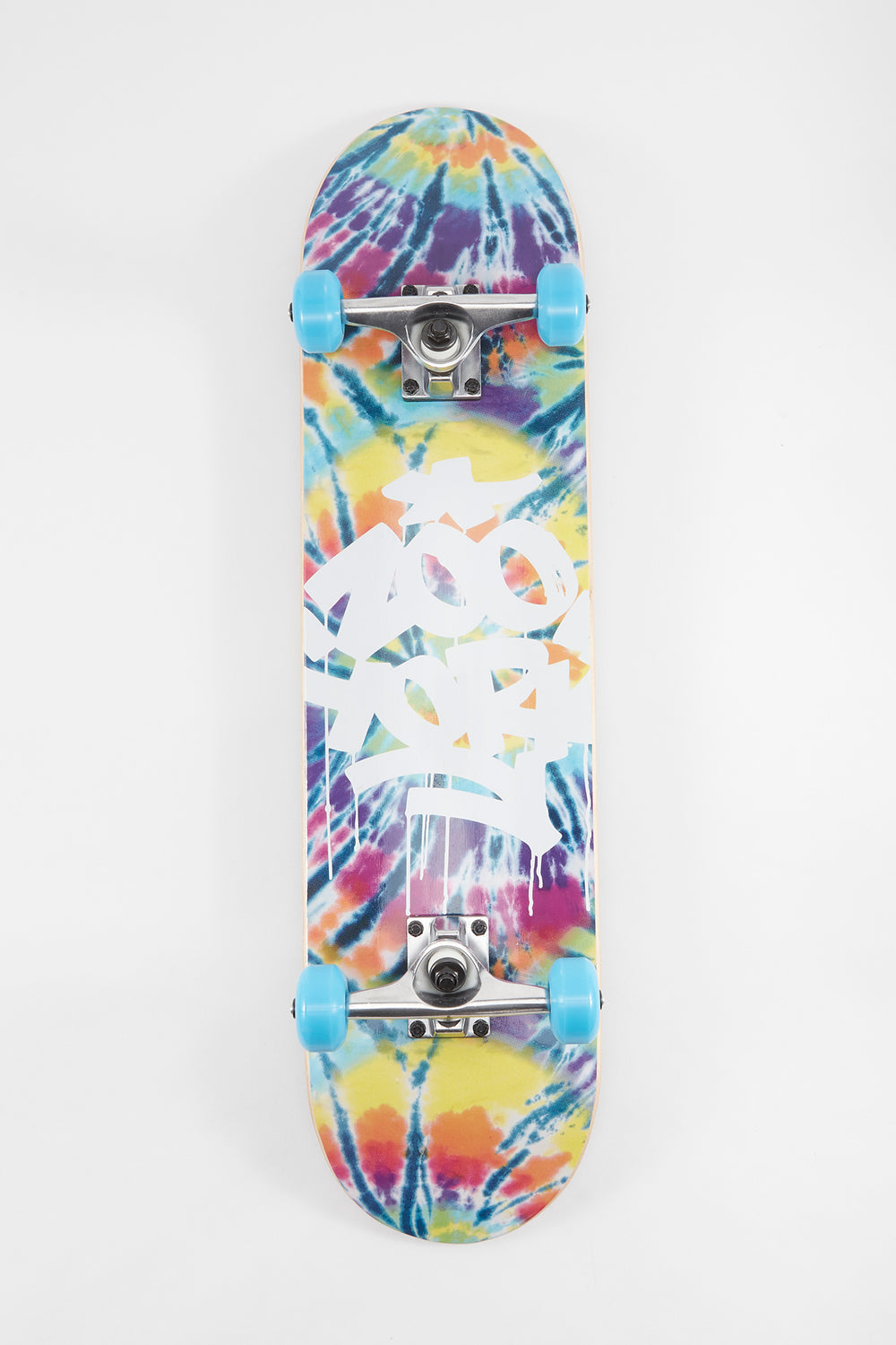 Zoo York Tie-Dye Skateboard 7.75