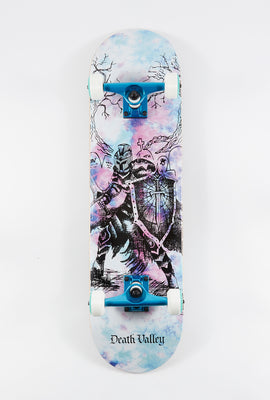 Death Valley Warrior Skateboard 8