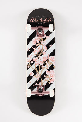 Wonderful Cherry Blossom Skateboard 8